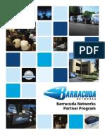 Barracuda Networks Partner Program Brochure