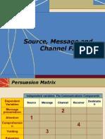 S. M & Channel Factors