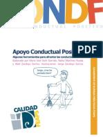 Cuadernillo Apoyo Conductual Positivo FEAPS
