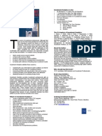 Investment Analytics Factsheet
