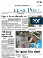The Dallas Post 07-17-2011