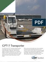 JBT CPT7 Brochure 0809