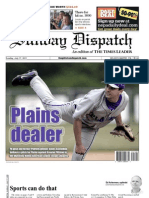 The Pittston Dispatch 07-17-2011