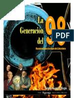 La Generación del Noventa y Ocho. Apoyos para clase de Literatura