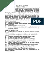 150 Pt Checklist