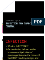 Infection and Infection Control