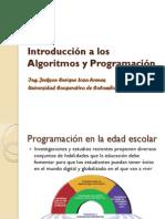 Introducción a los Algoritmos y Programación - 1