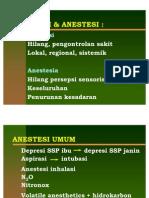Analgesi Dan Anestesi (2)