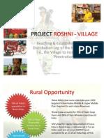 Project Roshni Village