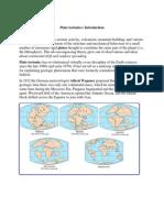 16Plate Tectonics