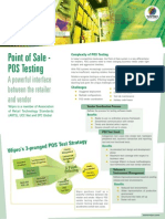 Services Testing-services PDF Point of Sale Framework