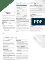 Wireless Setup Guide