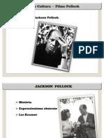 Slide de Arte e Cultura - Jackson Pollock
