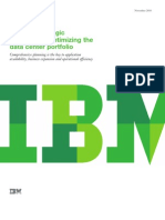 Taking a Strategic Approach to Optimizing Data Center Portfolio