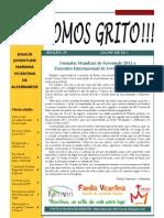 Folhetim Somos Grito - N.º 29 - Julho 2011