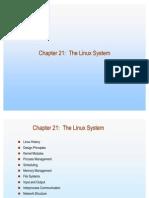 21 Linux System