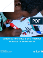 Constructing Child & Eco-friendly Schools in Madagascar