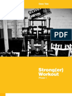 Dave Tate - EliteFTS Stronger Manual