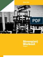 Dave Tate - EliteFTS Stronger Manual