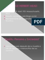 Presentacion Mead