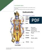 Limbs of the Body and Raashi Chakra