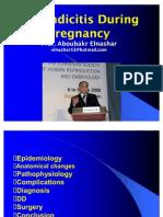Appendicitis Pregnancy Elnashar