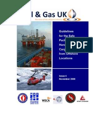 Safe Cargo Handling Guidelines Issue4 | Dangerous Goods | Cargo