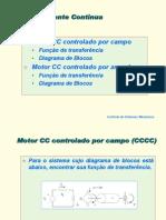 Apostila Controle - 10 - Motor Corrente Contínua