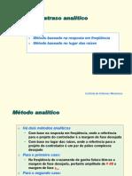 Apostila Controle - 22 - Projeto Avanço / Atraso Analítico