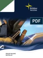 Bohler Welding Selection Guide