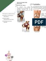 Triptico Artrosis