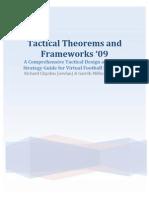 Tactical Theorems and Frameworks ÔÇÿ09