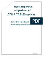 Dth vs Cable