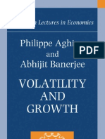 Aghion P., Banerjee a. Volatility and Growth (OUP, 2005)(ISBN 0199248613)(O)(159s)_GK