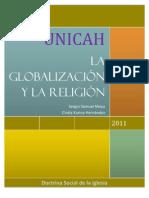 La Globalizacion y Religion