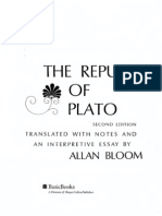 Book Platos Republic Trans Bloom_text