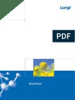 Biodiesel - Lurgi