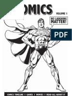 Comics Booklet