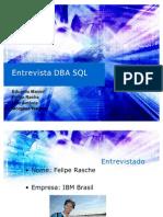 Entrevista DBA SQL