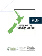 State of the Tourism Sector 2011