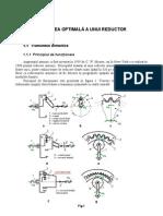 R01 Proiectarea Optimala a Unui Reductor Armonic