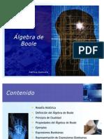 Algebra de Boole Patricia Guerrero