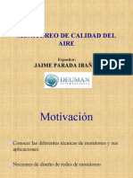1 Presentación Monitoreo (I)