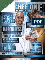 Geechee One Magazine July 2011