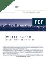 Quantitative Methods Whitepaper Nov10 2856