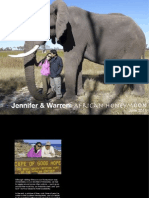 JW African Safari Book