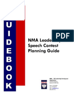 Speech Contest Guide