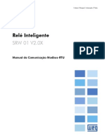 WEG Srw01 Comunicacao Modbus Rtu 10000013033 2.0x Manual Portugues Br