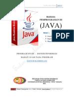 Modul Java-Sistem Kombinasi