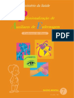Livro - Profae - Saude Mental - Ministerio Da Saude